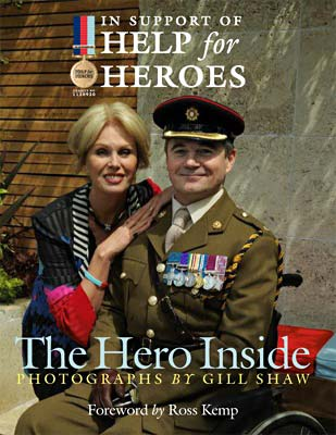 Buy my book - The Hero Inside